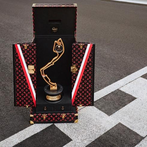 Louis Vuitton x Automobile Club de Monoca İş Birliği