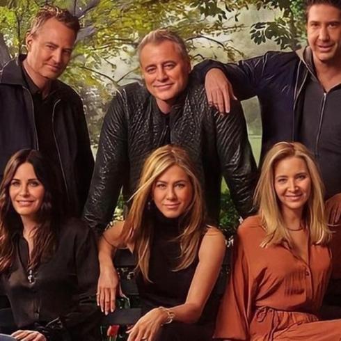 """""""Friends"""" Hakkında Bilmeniz Gereken 5 Şey"""