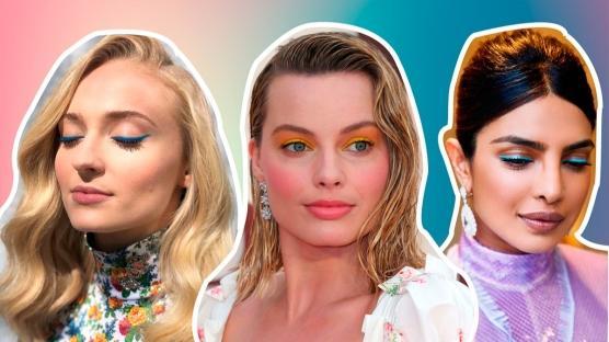 Yazın Öne Çıkan Güzellik Trendi: Renkli Eyeliner'lar