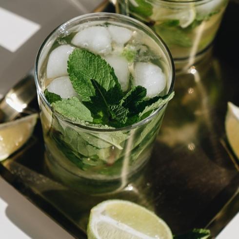 Soğuk Yeşil Çay Tarifleri