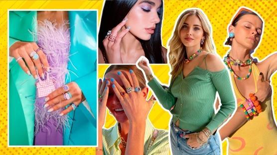 Yazın Öne Çıkan Trendi: Renkli Takılar