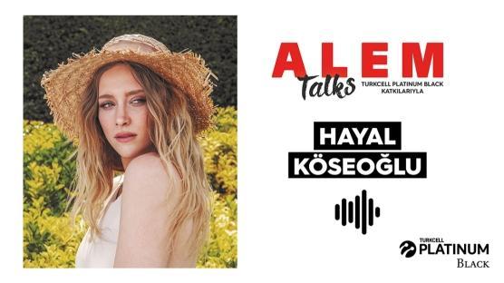 ALEM Talks Podcast: Hayal Köseoğlu
