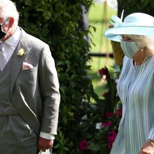 İngiliz Kraliyet Ailesi Royal Ascot'ta