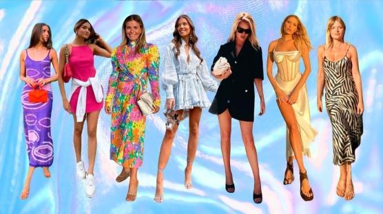 Yaz Sezonunun En Trend Elbiseleri