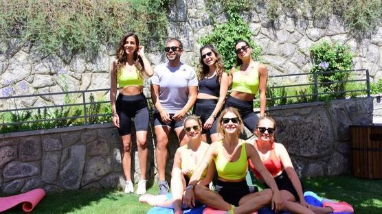 ALEM Summer Weekend Adidas Training Session