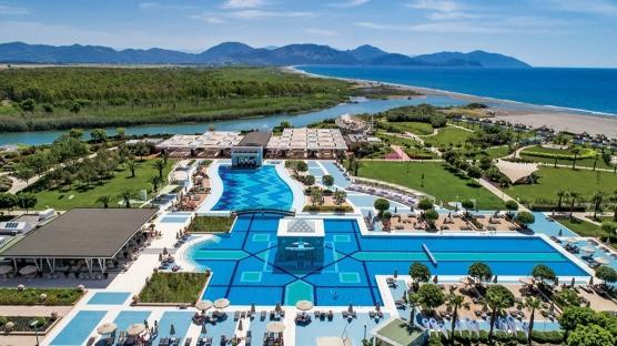 Doğayla İç İçe: Hilton Dalaman Sarıgerme Resort & SPA