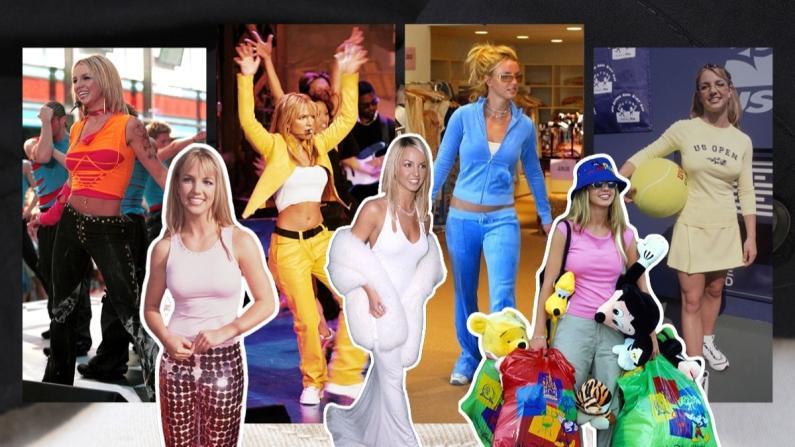 Britney Spears'ın İkonik 10 Moda Anı