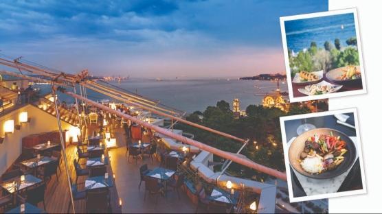 İstanbul'da Gidilebilecek En İyi Teraslı Mekanlar