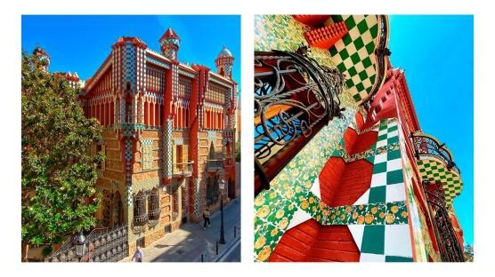 Gaudi'nin Evi Casa Vicens'de Konaklama Şansı