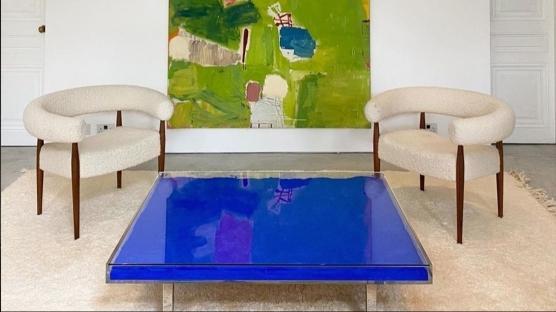 Maviye İmza Atan Dahi: Yves Klein