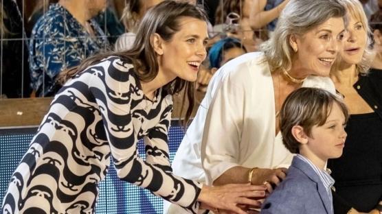 Charlotte Casiraghi Oğluna At Sevgisi Aşıladı