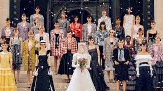 Paris Haute Couture Moda Haftası'ndan Öne Çıkan Görünümler