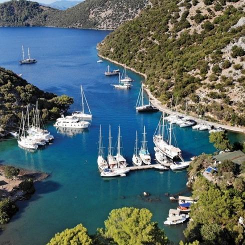 Keşfedilmeyi Bekleyen Türkiye'nin En Güzel Koyları