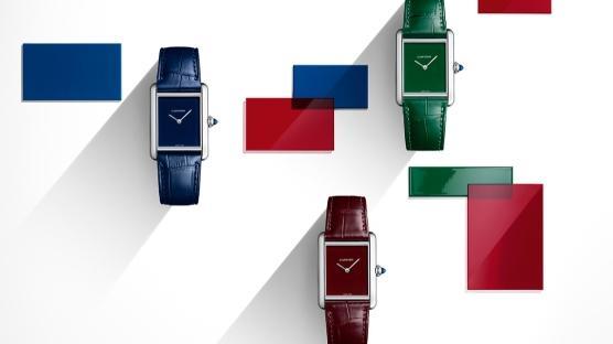 Cartier'nin İmza Saati: Tank
