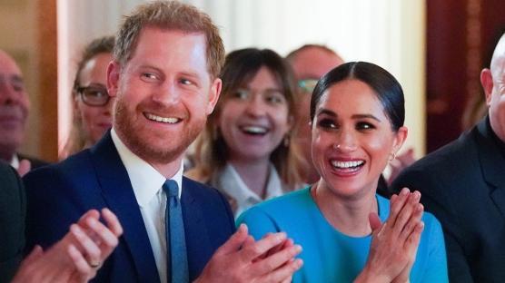 Meghan Markle ve Prens Harry Emmy Ödülleri'ne Davet Edildi