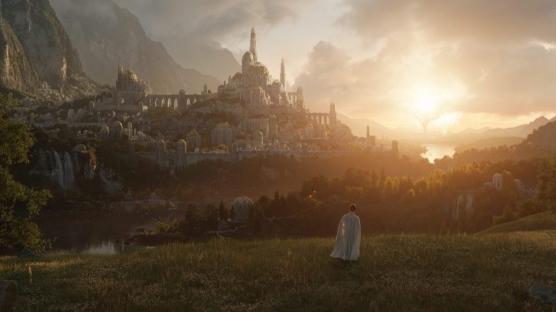 """""""The Lord Of The Rings"""" Dizisinin Çekimleri Bitti"""