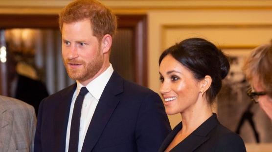 Prens Harry ve Meghan Markle'dan Archewell için İlk Adım