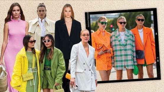 Sonbaharın Öne Çıkan 4 Moda Trendi