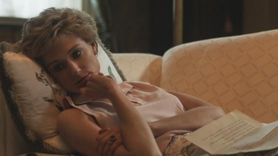 "Elizabeth Debicki'li ""The Crown""a İlk Bakış"