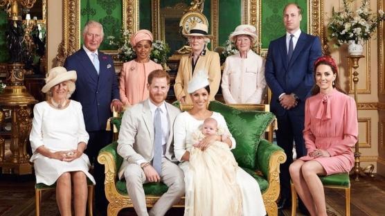 İngiliz Kraliyet Ailesi'nin Burç Haritası
