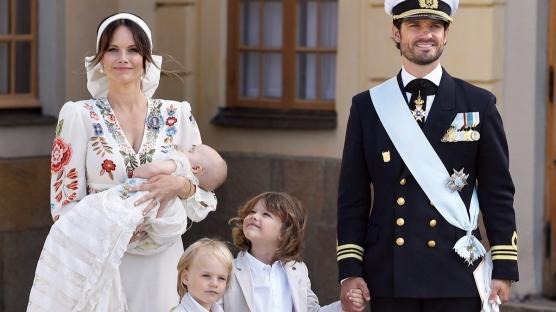 Prenses Sofia'nın Vaftiz Stili
