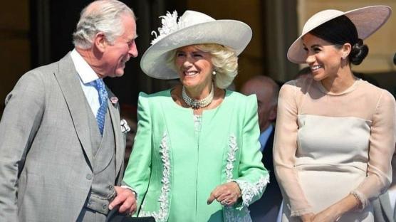 Prens Charles ve Camilla'dan Tehlikeli Hamle