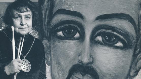 Fahrelnissa Zeid Sergisi Bozlu Art Project'te