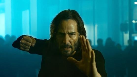 """""""The Matrix: Resurrections""""dan İlk Görüntüler Geldi"""