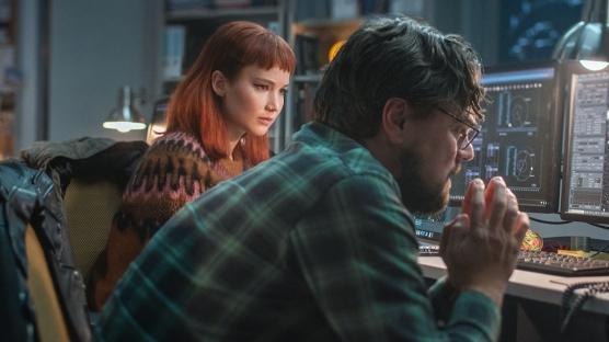 "Netflix'ten Komedi Filmi: ""Don't Look Up"""