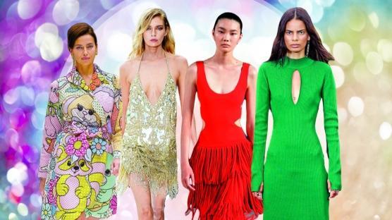 New York Moda Haftası'ndan Öne Çıkan Görünümler