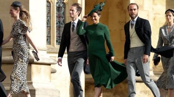 Kraliyet Ailesine Yeni Gelin