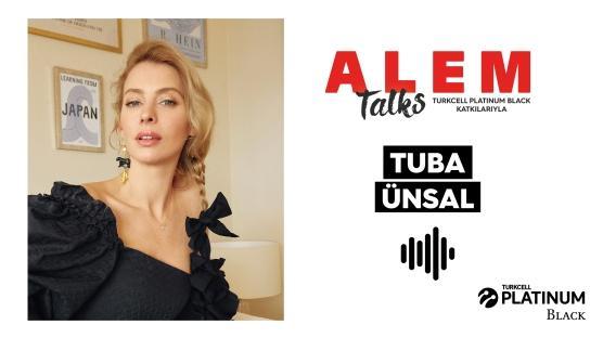 ALEM Talks Podcast: Tuba Ünsal