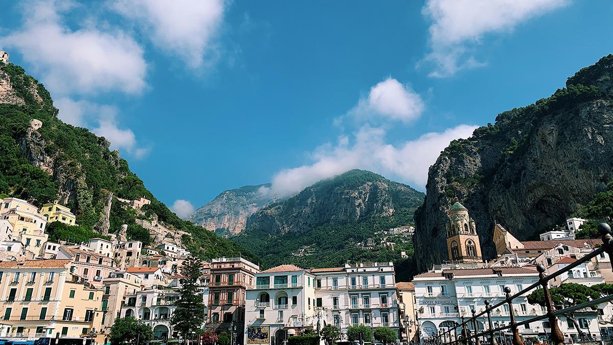 Güney İtalya'da Ziyaret Etmeniz Gereken Rotalar