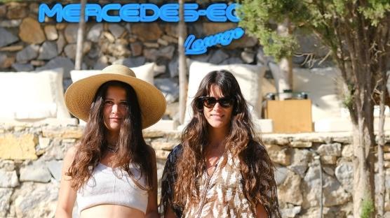 The Beach Of MOMO'da Mercedes-EQ ile Yaza Veda Daveti