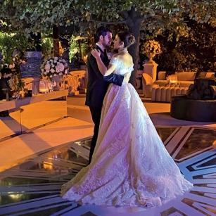 Pırıl Çetindoğan ve Gökhan Kokuludağ'ın Düğün Daveti