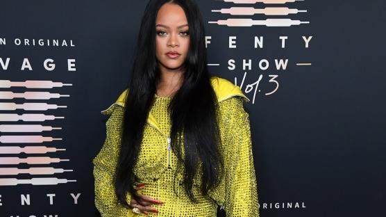 Rihanna'dan Savage X Fenty Vol. 3 Şovu Öncesi Gala