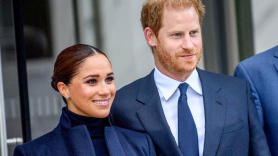 Meghan Markle ve Prens Harry'den Netflix Hamlesi