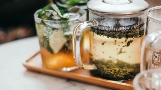 Aromalı Yeşil Çay Tarifleri