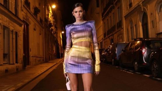 Paris Moda Haftası'ndan Öne Çıkan Sokak Stilleri