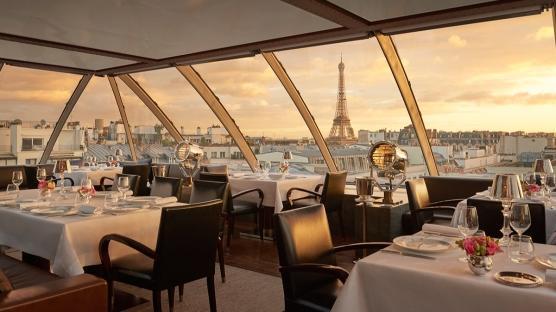 Paris'in En İyi Oteli Seçilen The Peninsula Paris