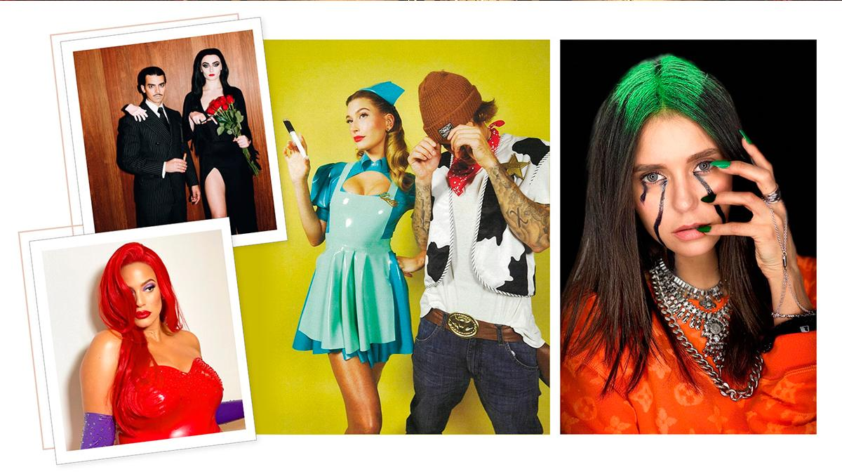 Cadılar Bayramı Kostüm İlhamınızı Hollywood'dan Alın