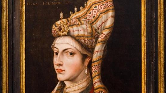 Sotheby's Müzayede Evi'nde Hürrem Sultan Tablosu