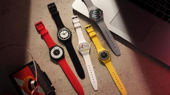 Swatch'dan Retro Koleksiyon