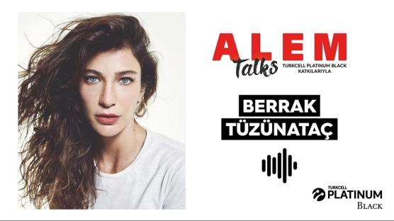 ALEM Talks Podcast: Berrak Tüzünataç